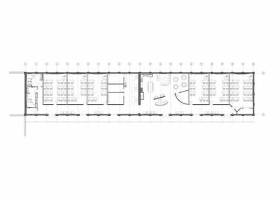 Floor Plan-Building 6